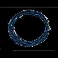 Jeu de câbles du 5m au 8m....